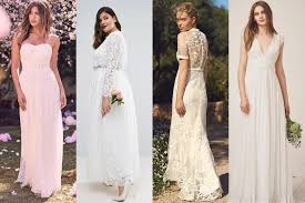 budget wedding dresses uk cheap wedding dresses from high brands bridesmagazine co uk