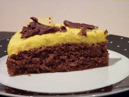 home cooked and loved pineapple mousse cake