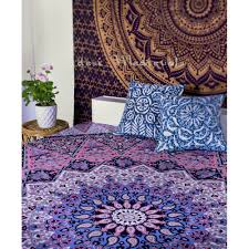 Where To Get Duvet Covers Bedding Bedroom Bright Bohemian Bedding Style Comforter Sets On
