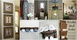 creative ideas home decor 40 rustic home decor ideas you can build yourself diy crafts