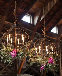 Diy Rustic Chandelier Wedding Decorations 40 Romantic Ideas To Use Chandeliers