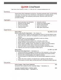Best Resume Headline For Experienced by Safety Officer Sample Resume Ms Word Agenda Template