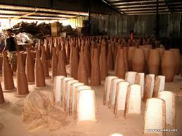 wholesale terracotta of a terracotta decorative