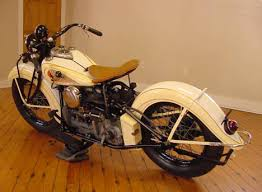 1939 indian four 4 cylinder motorcycle by steve