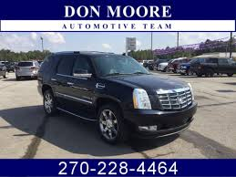 gas mileage for cadillac escalade used cadillac escalade for sale in louisville ky edmunds