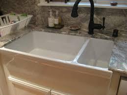 Kitchen Undermount Sinks Black Porcelain Kitchen Sink Victoriaentrelassombras Com