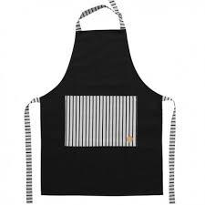 tablier de cuisine achetez en ligne moins cher oyoy tablier de cuisine cibo noir