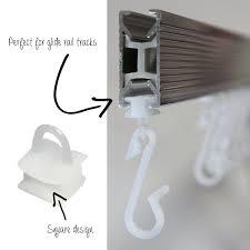 Vidga Ikea Shower Curtain Gliders Part 43 Ikea Vidga Glider And Hook For