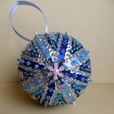 Easy Beaded Christmas Ornaments - sequined ornaments u2013 ornament designs