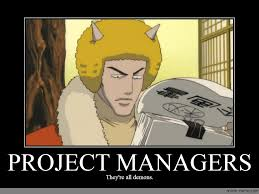 Project Management Meme - project managers anime meme com