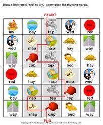 esl efl worksheets kindergarten worksheets rhyme time worksheets