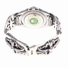 silver rolex bracelet images Rinkan rakuten global market chromic hertz chrome hearts x jpg