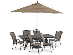 Bellagio Patio Furniture Bellagio Outdoor 5 Pc Sling Dining Set Fortunoff Backyard Store
