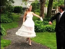 wedding dress hoops hoopskirt 101 the girlfriends guide to wearing a big wedding dress