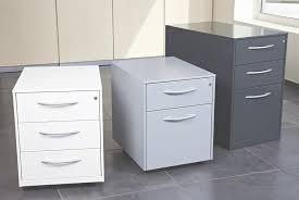 caisson m騁allique bureau meuble rangement bureau metallique bureau avec caisson rangement