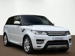 range rover drawing used land rover range rover sport white for sale motors co uk