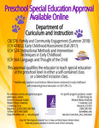 department of curriculum and instruction at wiu curriculum and