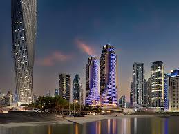 Dubai On A Map Grosvenor House A Luxury Collection Hotel Dubai