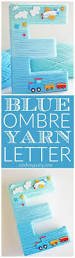 Decorative Letters For Home Best 25 Yarn Wrapped Letters Ideas On Pinterest Decorating