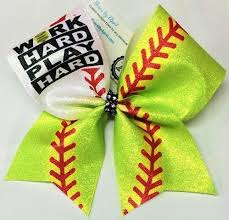 softball bows 23 best softball images on softball stuff softball