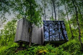 Ex Machina Hotel by Juvet Landscape Hotel Is A Design Hotel Surrounded By Nature