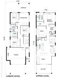 narrow lot house plan narrow lot house plans perth narrow townhouse plans best narrow