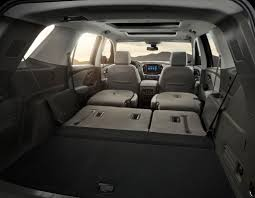 nissan armada cargo space biggest suv u0027s top 10 cargo space models under 55 000