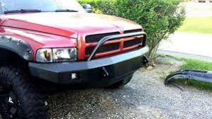 2001 dodge ram 2500 bumper dodge ram 2500 3500 front bumper weld up kit 1994 2001