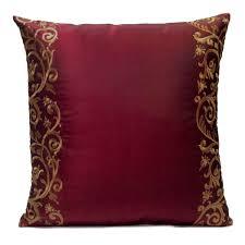 burgundy throw pillows decorative u2014 pillow and blanket stylish