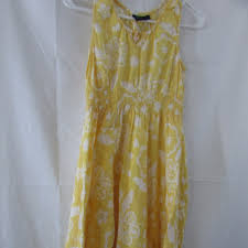 yellow dress 69 mini boden other mini boden yellow dress from