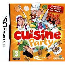 jeux de cuisine de cuisine jeu console nintendo ds achat vente jeu ds dsi