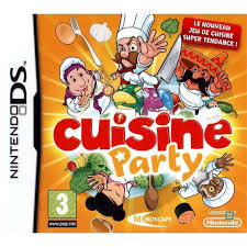 jeu x de cuisine cuisine jeu console nintendo ds achat vente jeu ds dsi