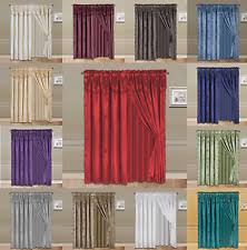 Cafe Kitchen Curtains Coffee Curtains Ebay