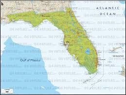 Maps Florida Geoatlas Us States Florida Map City Illustrator Fully