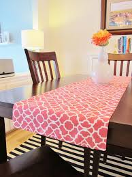 make your own table runner how to make a reversible table runner of decorating