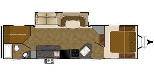 Fleetwood Wilderness Travel Trailer Floor Plans Full Specs For 2016 Heartland Rv Wilderness Wd 3125bh Rvs Rvusa Com