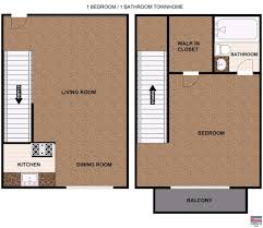 1 bedroom apartment floor plans 1 bedroom townhomes and 1 u0026 2 bedroom apartments for rent in van