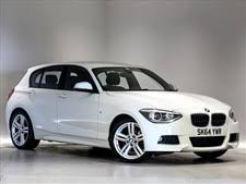 white bmw 1 series sport used bmw 1 series for sale exchangeandmart co uk