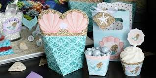 mermaid themed baby shower let s be mermaids baby shower theme bigdotofhappiness