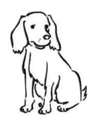 easy outlines of animals free dogs outline download free clip art free clip art on