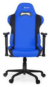 Gaming Chair Leather Torretta U2013 Blue Arozzi