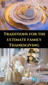 five thanksgiving traditions for couples thanksgiving