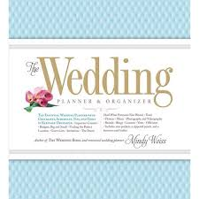 Wedding Planner Journal The Wedding Planner U0026 Organizer Walmart Com