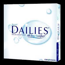 Focus Dailies All Day Comfort Lentille De Contact Focus Dailies All Day Comfort 90 Ciba Vision 90 Lentilles Png