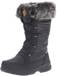 womens boots kamik kamik boots kamik s yonkers boot black shoes