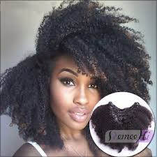 curly clip in hair extensions 7pcs 70g set clip in human hair extension afro