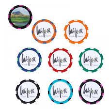 Prestige Golf Flags Poker Chip By Logo Golf Chips U2013 Wekopa