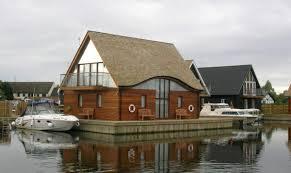 Modern Home Design Uk Modern Boat House In Norfolk Uk Ferry Boatyard House By Lsi