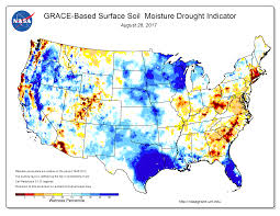 Uri Map Drought August 2017 State Of The Climate National Centers