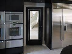 Kitchen Door Designs Kitchen Modern Kitchen With Glass Sliding Door Also Wooden Kitchen